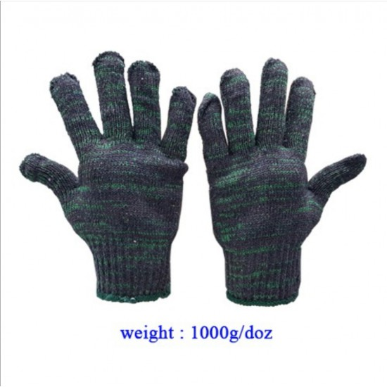 #1500 Batik Knitted Cotton Hand Glove (12 Pairs/Pack) 1Kg