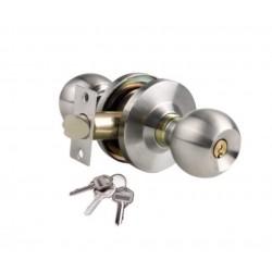 Cylindrical Door Lock Set 587SS