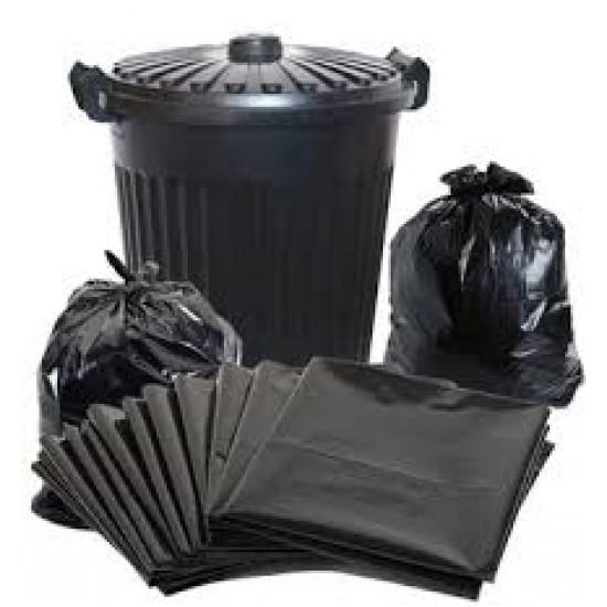 """Heavy Duty HDPE Garbage Bag 32""""x40"""" (800gm)"""