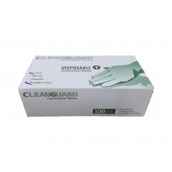 Latex Examination Disposable Gloves (Powder Free)