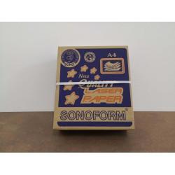 """SONOFORM A4 Computer Form 3 Ply NCR 9-1/2"""" X 11"""" (Color)"""