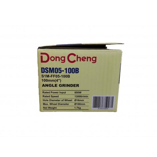 "DONG CHENG 4"" Angle Grinder DSM05-100B (850W)"